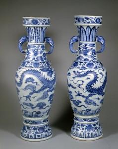 The David Vases.