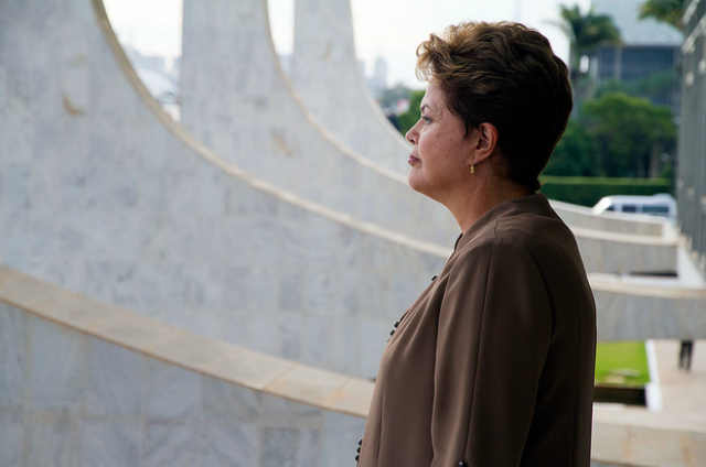 Brazilian President Dilma Rousseff (25 March 2013). Photo by nznationalparty via Flickr.