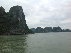 Ha Long Bay, Photo by Henry Drinkall-Gash