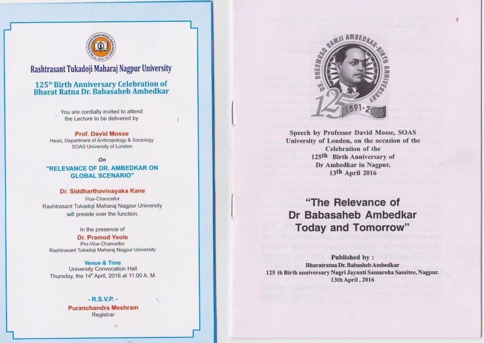 Nagpur speeches